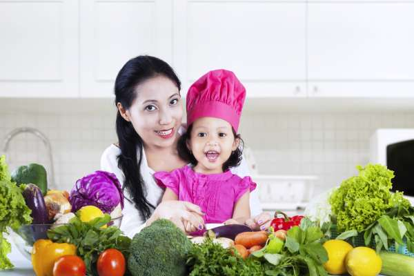 Cooking for Kids at Home Workshop