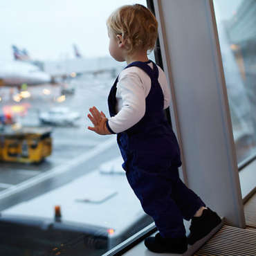 8 tips for travelling with your baby
